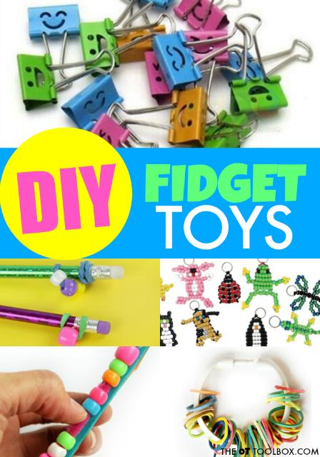 DIY Fidget Toys
