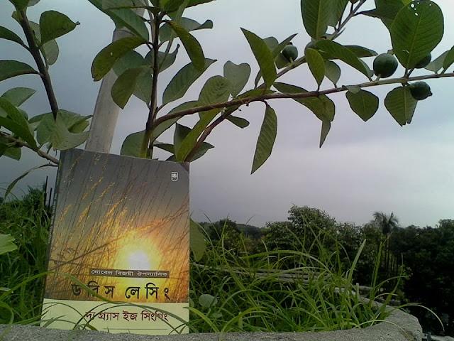 উপন্যাস ' দ্য গ্র্যাস ইজ সিংগিং | বাংলা উপন্যাস