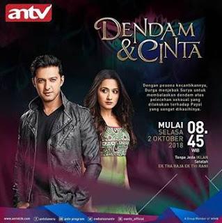 Sinopsis Dendam & Cinta ANTV Episode 21-22