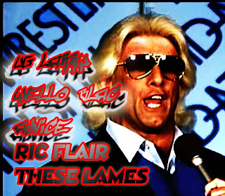 what is the name of ric flair theme song