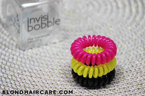 Gumki Invisibobble - hit czy kit? - czytaj dalej »