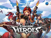 Captain Heroes: Pirate Hunt Apk V1.17.00 Mod Terbaru 2016
