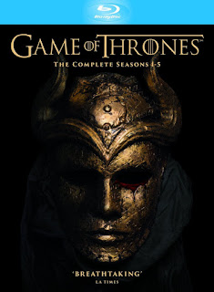 Get Hold Of The Immense Seasons One To Five Set Game Thrones