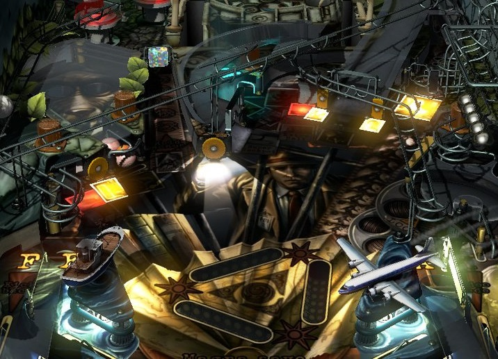 Review: Pinball battle! Two pinball games released in one