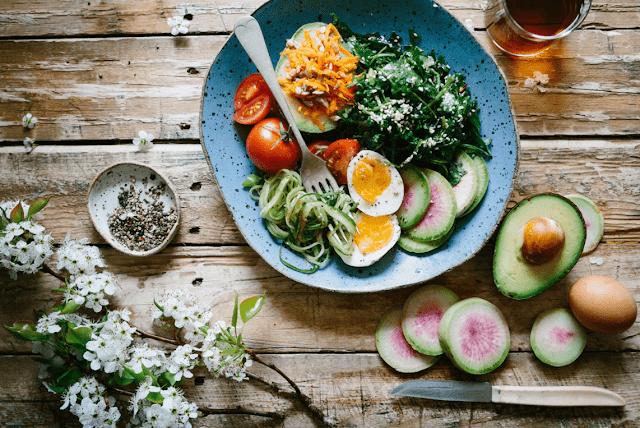 menu makanan sehat sederhana