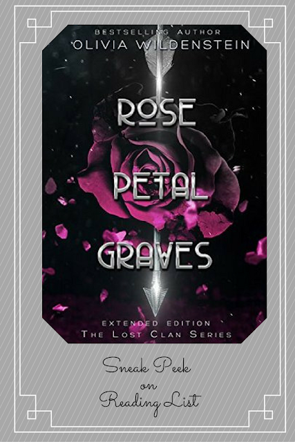 Rose Petal Graves by Olivia Wildenstein  a Sneak Peek on Reading List