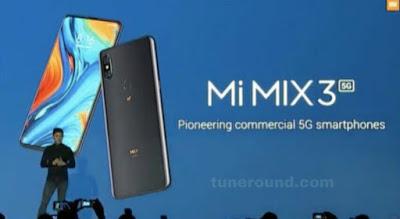 Xiaomi_Mi Mix 3 5G
