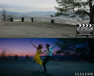 Check Out Many Of The Locations For La Land On Set Jetter