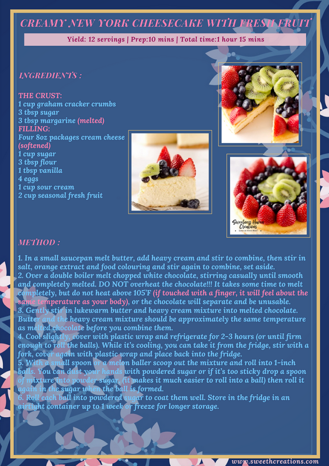 SHC 15 EASY DELISH SUMMER DESSERT RECIPES