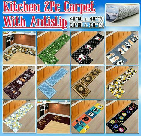 Karpet Untuk Dapur 2 Keping