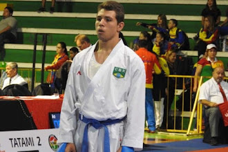 Caratê do Brasil não vai bem na etapa de Istambul da Karate 1 Series
