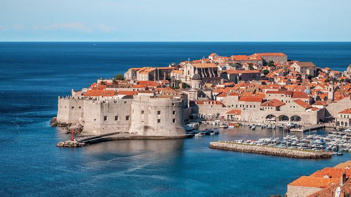 Wallpaper: Europe Croatia Town Dubrovnik