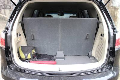 Bagasi Chevrolet Trailblazer