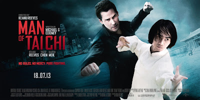Man of Tai Chi starring Keanu Reeves