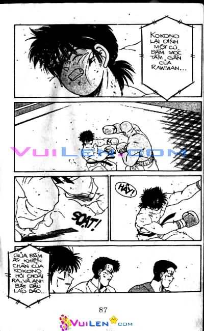 Shura No Mon  shura no mon vol 18 trang 88