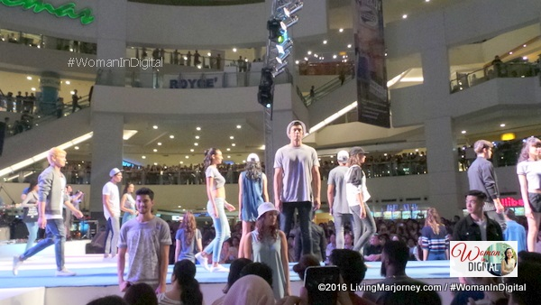 Penshoppe Denim Lab Fashion Show