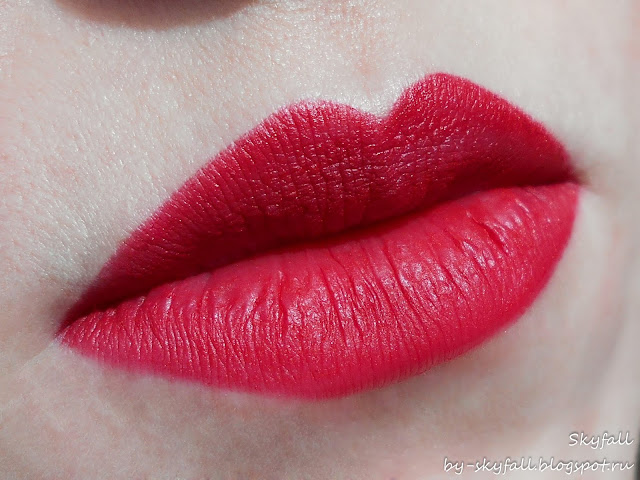 Giorgio Armani rouge d'Armani matte 400 four hundred