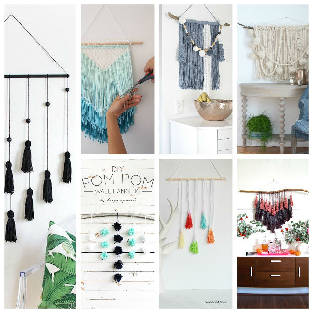 7 tapices diy