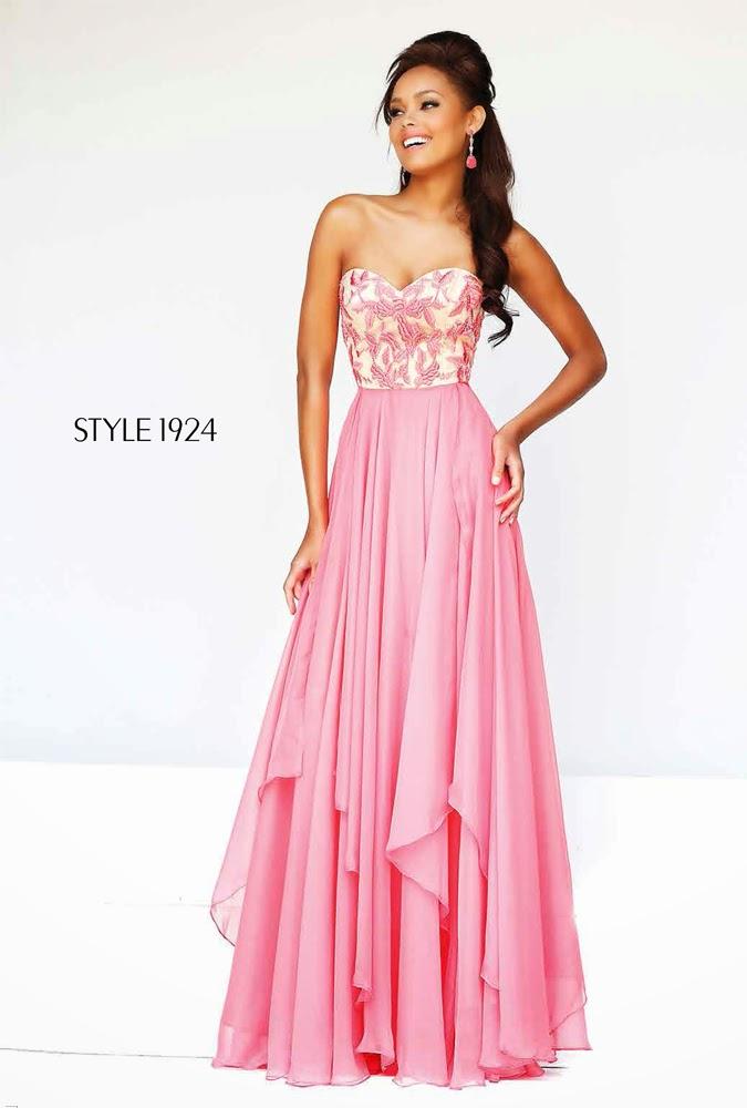 Increibles vestidos de fiesta para jovencitas   Vestidos Sherri Hill ...