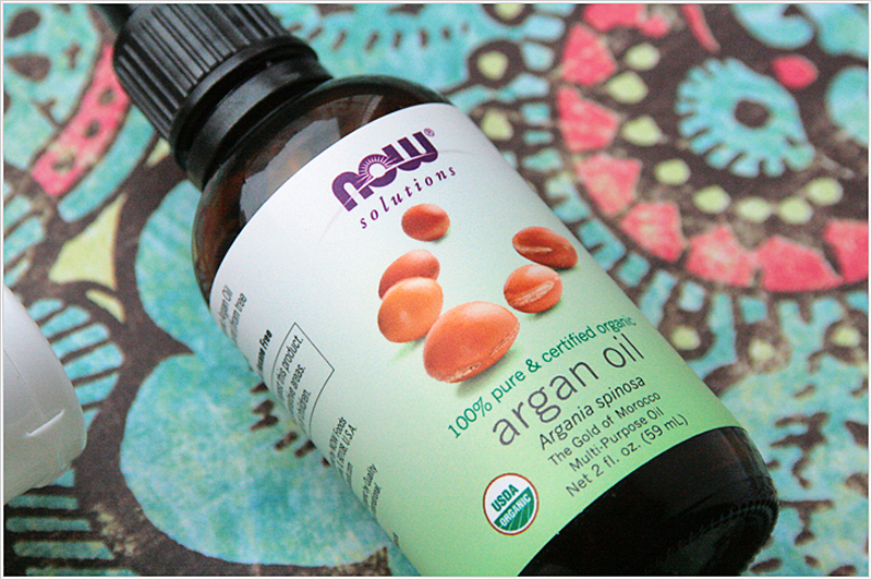 Now Foods Solutions Organic Argan Oil