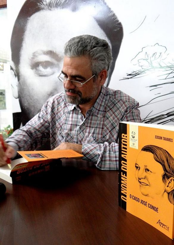Edson Tavares fará lançamento de seu livro em Santa Cruz do Capibaribe