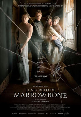 El Secreto De Marrowbone 2017 DVD R2 PAL Spanish