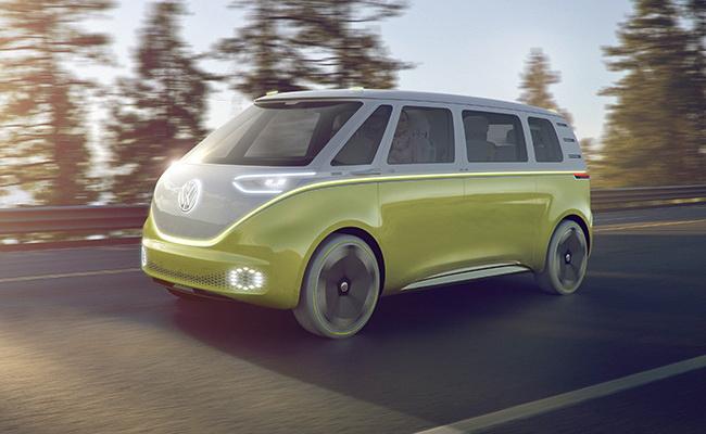 Tinuku Volkswagen I.D. Buzz