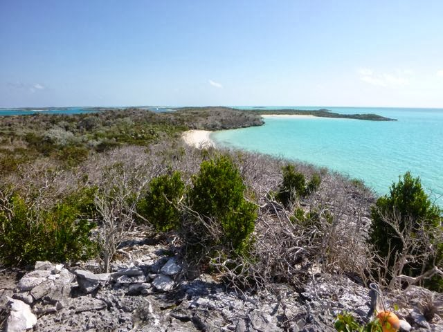 cruising destination warderick wells booboo hill exuma bahamas