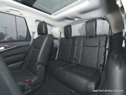 Jeep Cherokee 3Rd Row >> Jeep Cherokee Third Row Upcoming New Car Release 2020