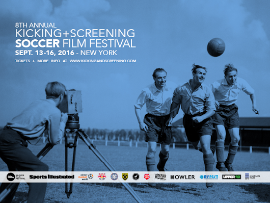 KICKING + SCREENING reveals film lineup for New York Festival, SEPTEMBER 13-16