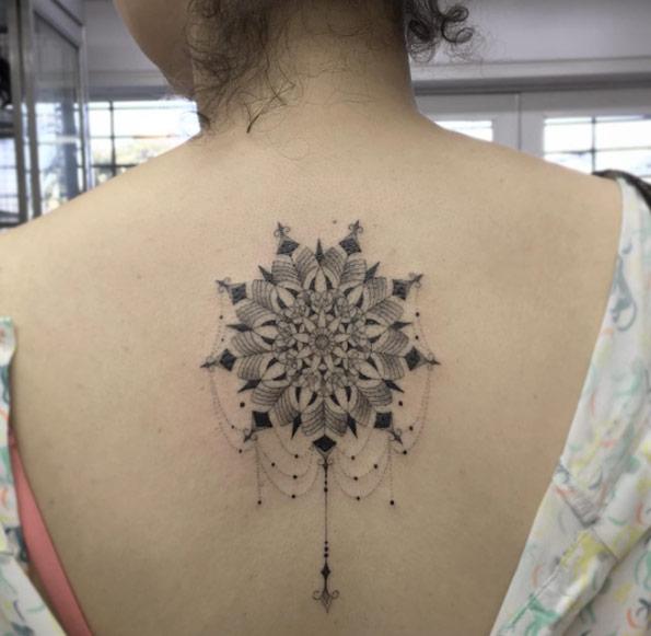Ideias para tatuagens femininas