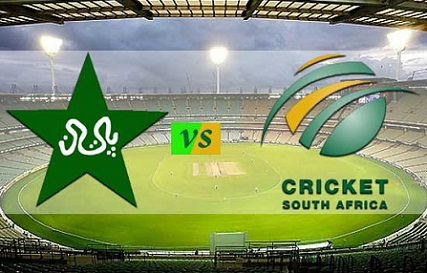 Pakistan tour of South Africa 2018-19, Schedule, date,starts time, scores, results.