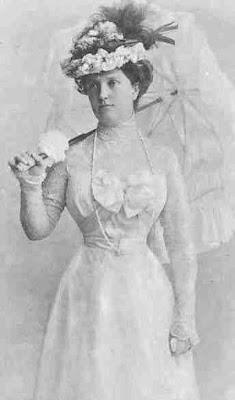 Kronprinzessin Luise von Sachsen.
