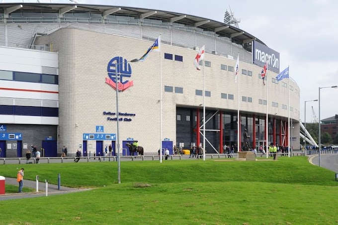 Shandong Luneng owners linked to bid for Bolton Wanderers