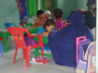 Gbr1 Pembelajaran TPQ PAUD / DTI Shidiqiin Wara`Purwojati-Banyumas