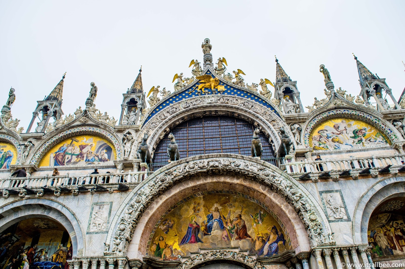 The Best Venice Photography Spots | Venice Church and Bascilica