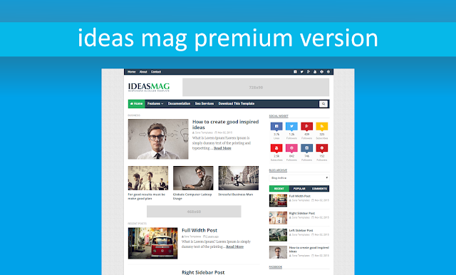 Ideas Mag Premium Version