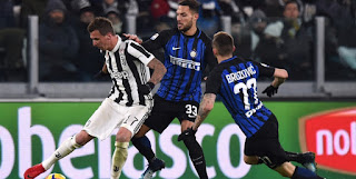 Inter Milan vs Roma Live Streaming online Today 21.1.2018 Italy - Serie A