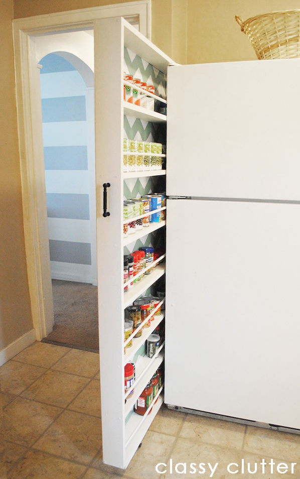 Kitchen Pull Out E Rack For