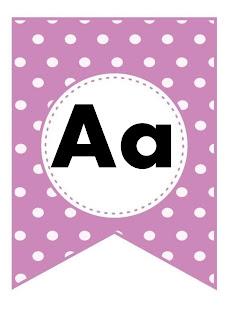 ALFABETO%2BBANDEIRINHA%2BLILAS-page-001 Lindo alfabeto bandeirinha para baixar grátis