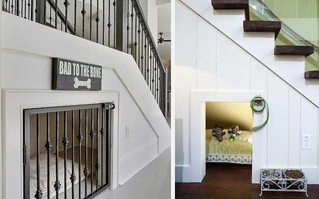 Marzua decoraci n para mascotas interiores perrunos - Escaleras para perros ...
