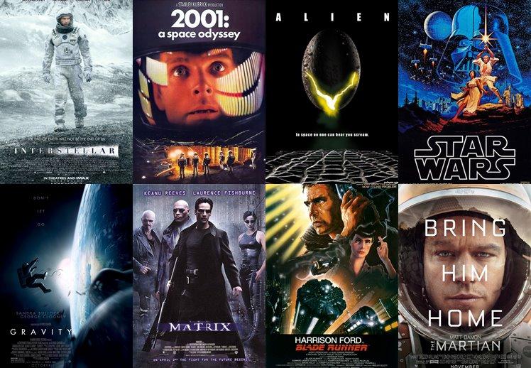 Daftar 10 Film Sci-Fi Terbaik Dunia Sepanjang Masa