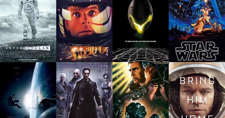 Daftar 10 Film Sci-Fi Terbaik Dunia Sepanjang Masa - Info