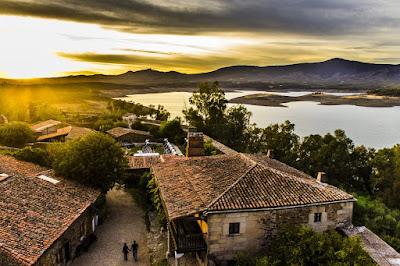 Visitar Granadilla Embalse Gabriel y Galán Cáceres
