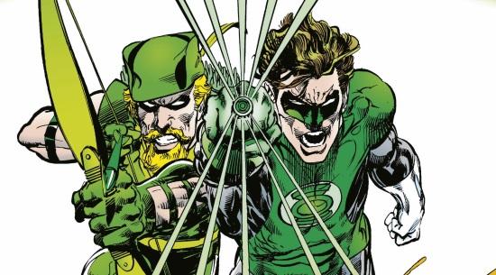 Green Lantern/Green Arrow de Dennis O'Neill y Neal Adams