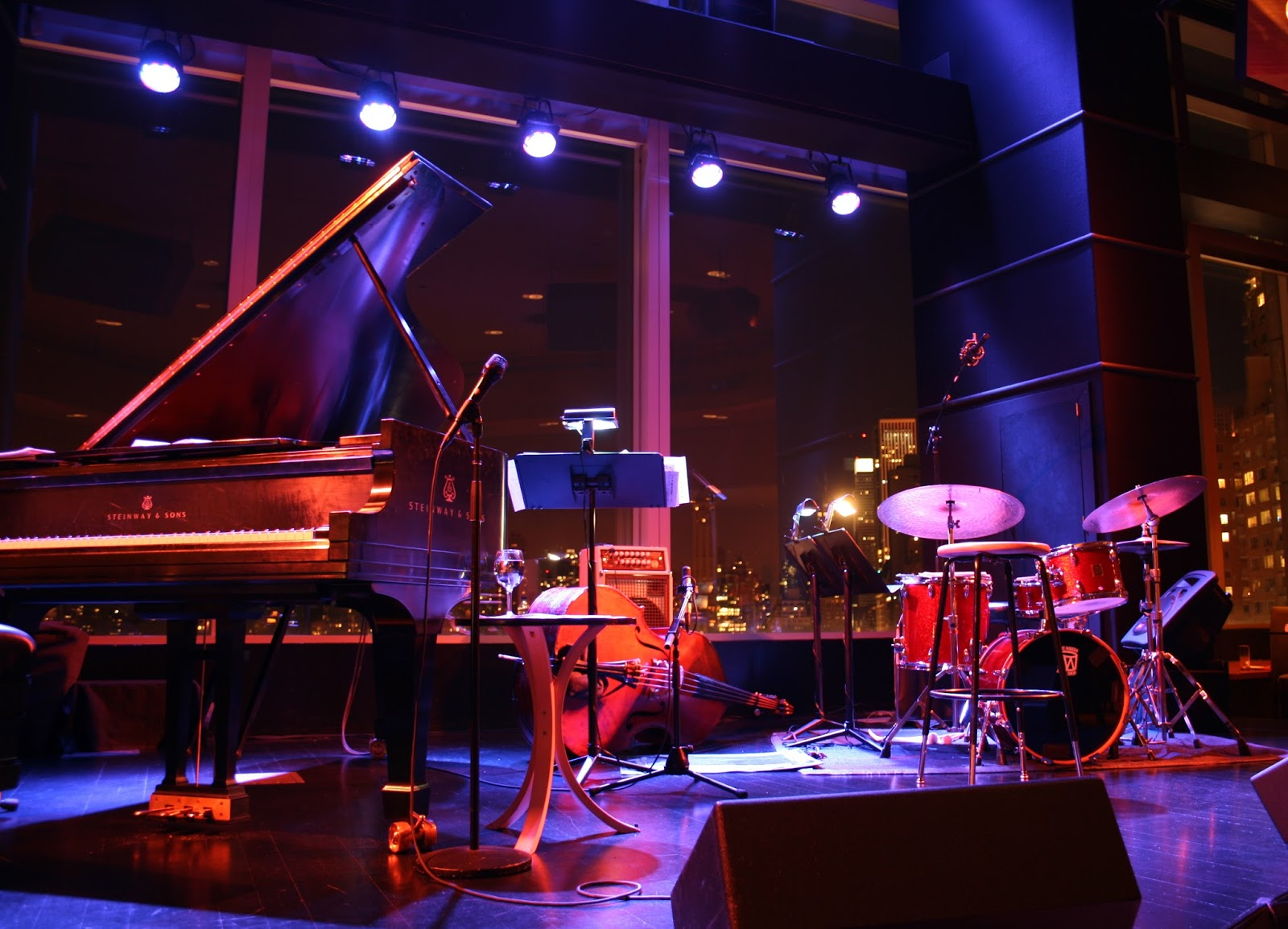 Room Layout Grid Northern Jazz News How To Run A Jazz Club With Norvol