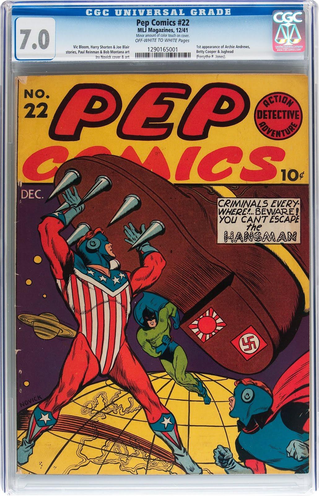 Graded Key Comics: January 2017