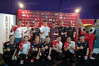 Petaling Badminton Club Players Line-up for Malaysia Purple League, 2018/2019 Season