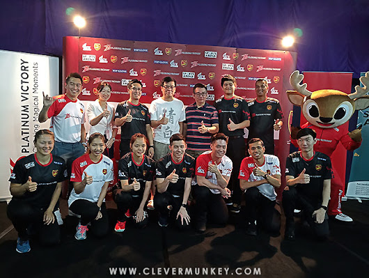 Petaling Badminton Club Players Line-up for Malaysia Purple League, 2018/2019 Season - CleverMunkey | Events. Food. Gadget. Lifestyle. Travel.