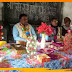 शिक्षक की सेवानिवृत्ति पर विदाई समारोह में छलके छात्रों की आँखों से आँसू